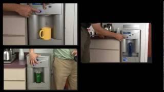 Culligan Bottle Free Cooler Video
