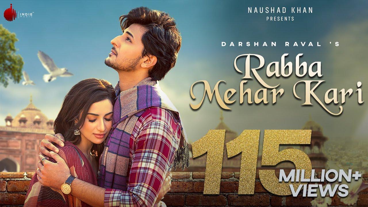 Rabba Mehar Kari Official Video | Darshan Raval | Youngveer |  Aditya D | Tru Makers | Indie Music