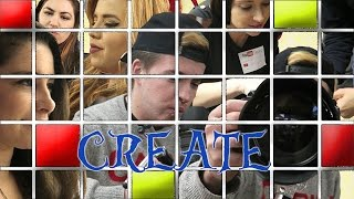 Creating at Youtube Space NY