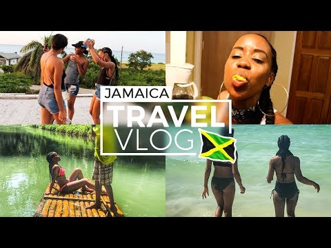 TRAVEL VLOG: BEAUTIFUL JAMAICA!!!