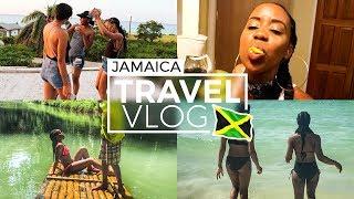 TRAVEL VLOG: BEAUTIFUL JAMAICA!!!