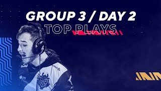 BLAST GROUP 3 DAY 2 TOP PLAYS | G2 ESPORTS, EVIL GENIUSES, 100 THIEVES, OG