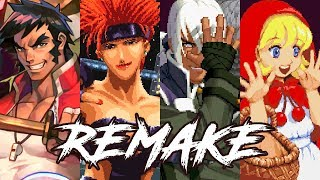 TOP 10 Arcade FIGHTING GAMES That Need REMAKE!