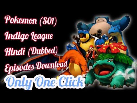 Pokemon (S01) Indigo League All Episodes Hindi (Dubbed) Download