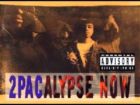2Pac - Crooked Ass Nigga [2Pacalypse Now]