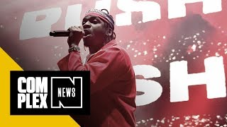 Pusha-T Claims Drake Is Offering $100,000 for Dirt on Him