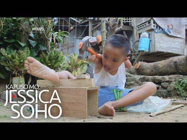 Kapuso Mo, Jessica Soho: Ang superpowers ni Niño