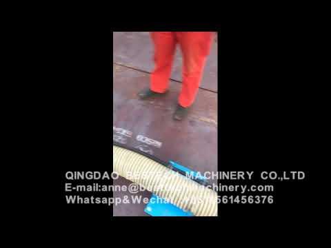 Floor Concrete Surface Shot Blasting Machine