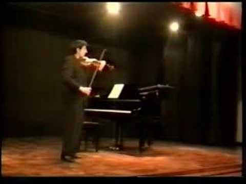 Paganini Nel cor piu - Pokhanovski Oleg