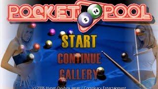 Pocket Pool PSP Gameplay