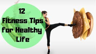 Fitness tips for healthy lifestyle ...