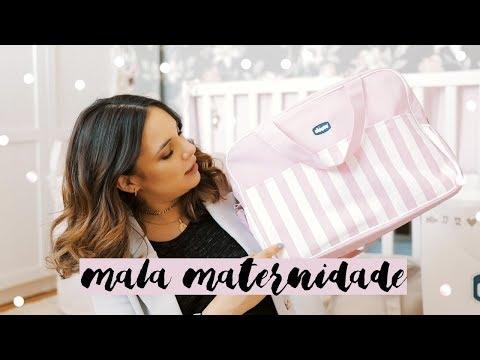 MALA DE MATERNIDADE | A Maria Vaidosa