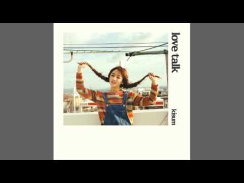 키썸(Feat. 화사 of 마마무)- LOVE TALK (러브톡)
