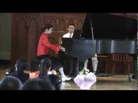 An-Lun Huang Lantern Festival 黄安伦钢琴 塞北舞曲 中国灯节