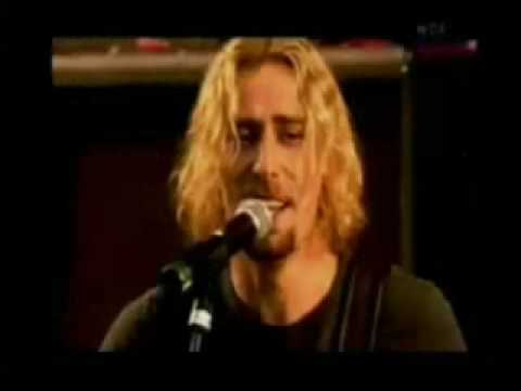 Nickelback2006 Why Dont You And I Live Concert