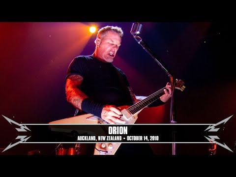Metallica: Orion (MetOnTour - Auckland, New Zealand - 2010) Thumbnail image