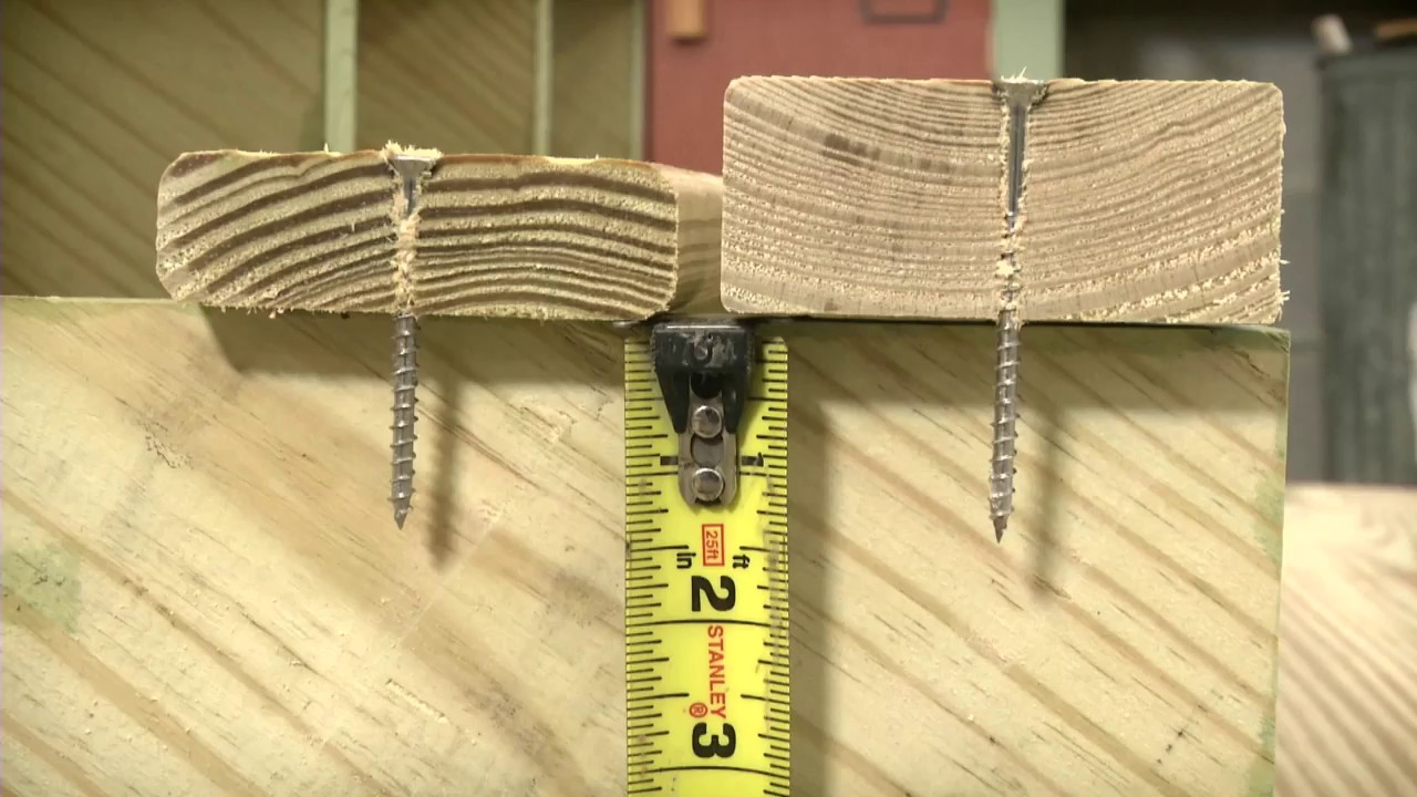 Installing Deck Stair Treads Youtube | Pressure Treated Stair Treads | Live Edge | Outside | Picture Frame | Step | Unsafe