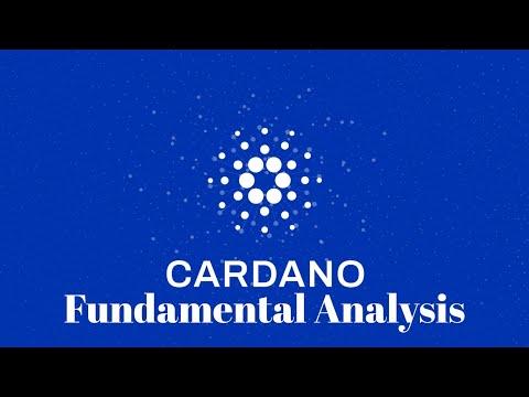 Cardano (ADA) Fundamental Analysis | Vikas University Blockchain Technology Tutorial