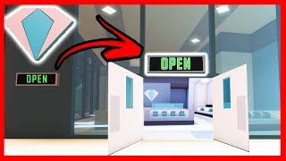 TIP TO OPEN THE JOYERY WHEN YOU WANT IN JAILBREAK - ROBLOX