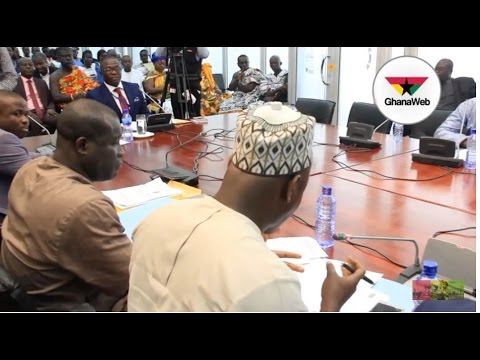 Bryan Acheampong appears before Appointments Committee - Highlights