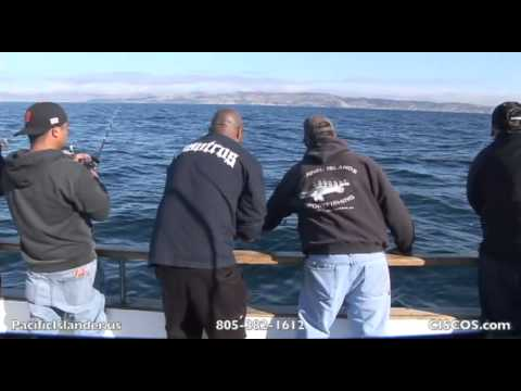 Pacific Islander Sportfishing Overnight Fishing the Outer Channel Islands