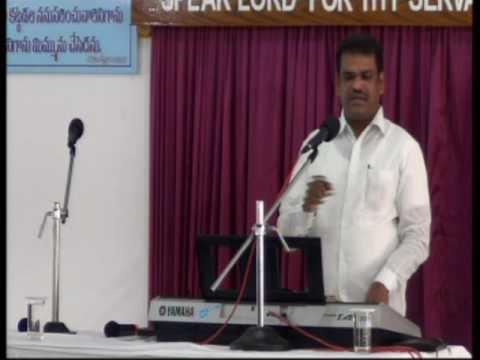 24-02-2017 (KRISHNA DISTRICT FASTING PRAYER) -- PRAYER MESSAGE by Bro Emmanuel, Vijayawada