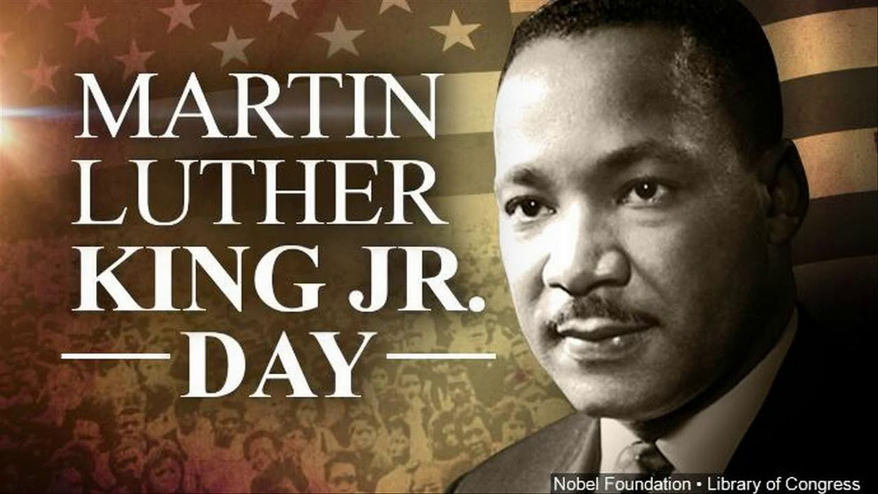 Martin Luther King If Day 2018 Youtube