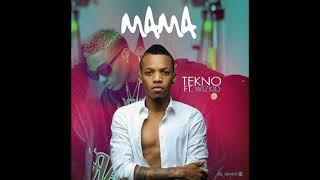 Tekno ft  Wizkid mama instrumental