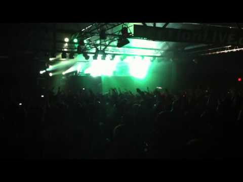 Big Gigantic I Need A Dollar Remix @ The Intersection 02252012