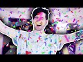 SHOOTING MYSELF WITH A CONFETTI CANNON 12 000 000 Subscribers Special mp3