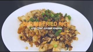Chef Jordan Andino's Shrimp Fried Rice | Fulton Fish Market