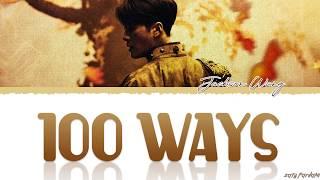 Download Lagu Jackson Wang - 100 Ways Color Coded MP3