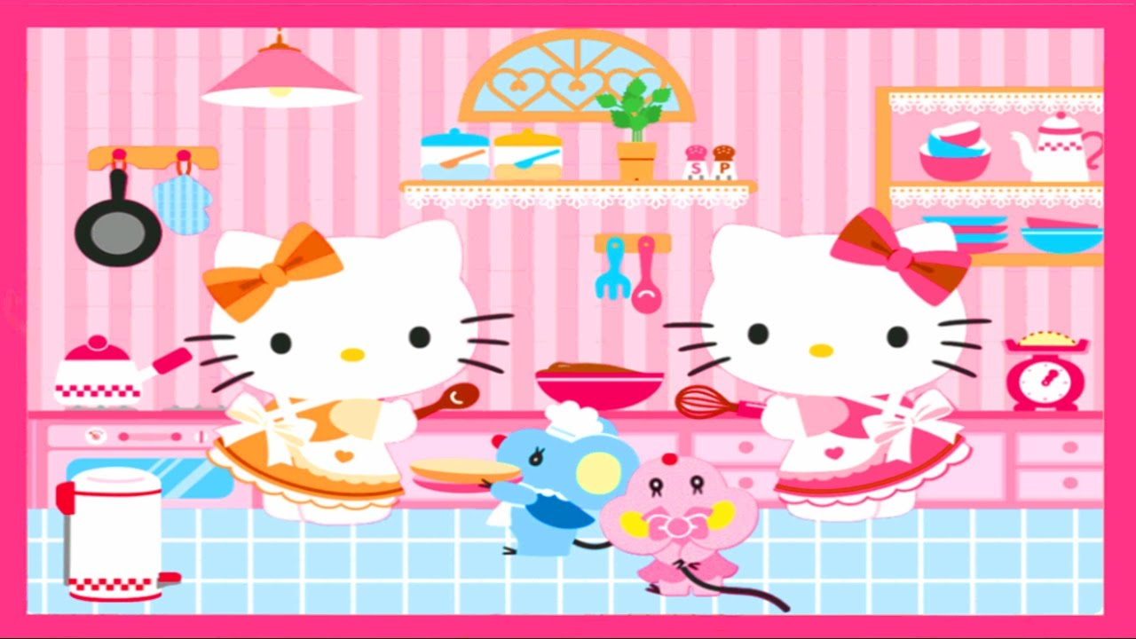 Uncategorized Play Hello Kitty Games hello kitty kids videos play learn all games for girls children fun learning games