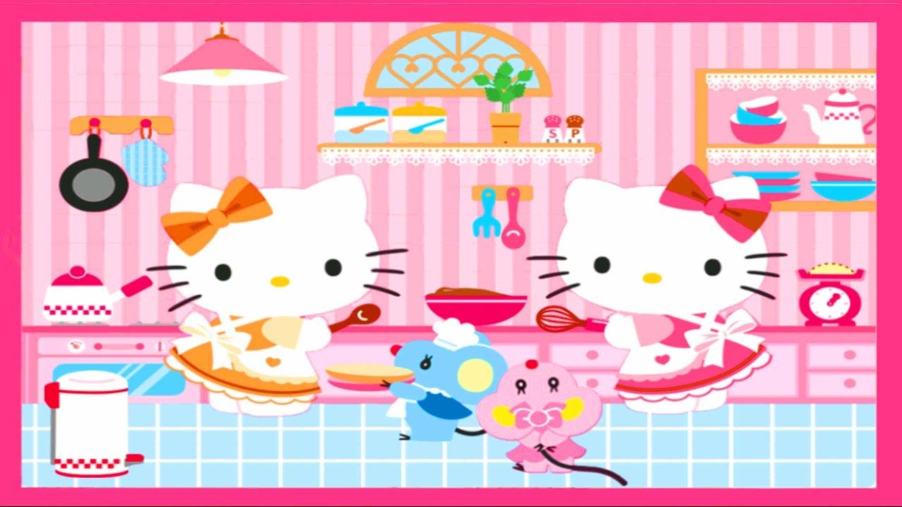 Hello Kitty Kids Videos - Play & Learn Hello Kitty All ...