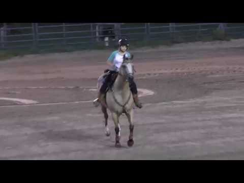 Jasmine + Ruger   Game Show Barrels   Running on Faith Award Series   NBHC   20 August 2016