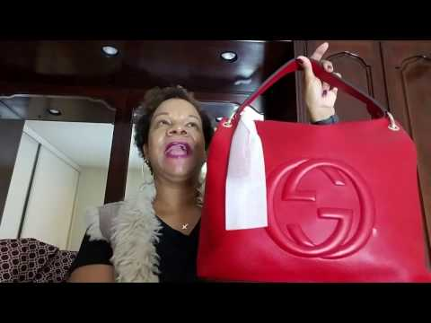 """Gucci Soho Leather Hobo Reveal """"The deal of the Year"""" plus Special Annouc."""