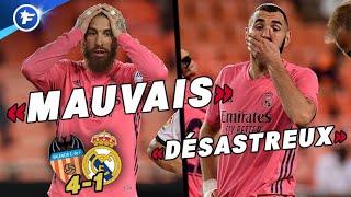 Le Real Madrid se fait démonter par la presse espagnole | Revue de presse