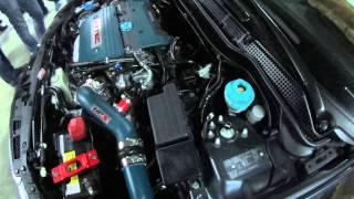 HONDA ACCORD CL9 KILLER WHALE & Type-S Grey Mod(Видео с автовыставки