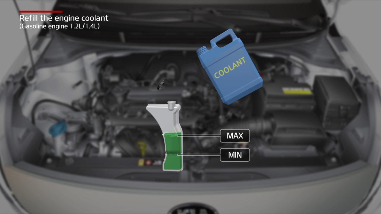 rio refill the engine coolant gasoline engine for eu youtuberio refill the [ 1280 x 720 Pixel ]