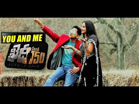 You and Me Video Song Cover   Khaidi No...