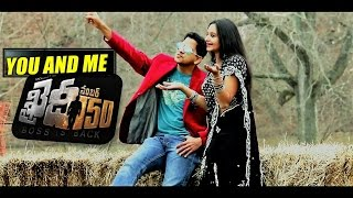 You and Me Video Song Cover | Khaidi No 150 | By Mahi, Anika | Tribute to MegaStar Chiranjeevi