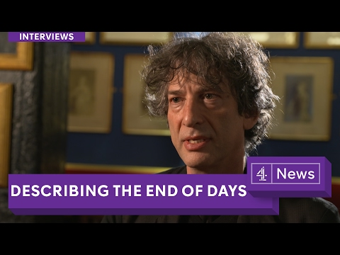 Neil Gaiman , 2017: Norse Gods, Donald Trump and learning from mythology