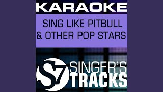 Hey Baby - Drop It to the Floor (Karaoke Instrumental Track) (In the Style of Pitbull)