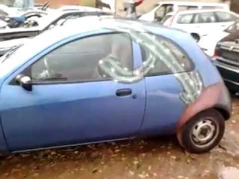 Dalimis Ford Ka L Cm Kw Benzinas Mechanine Hacbekas _d Eu Melyna