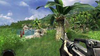 "Far Cry Longplay Walkthrough ""Realistic"" 1080p PART 1"