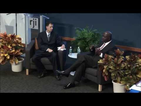 Gerald M. Boyd Lecture Series featuring The Denver Post Editor Gregory Moore