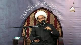 الإمام علي بن موسى الرضا عليه السلام حذر من مؤامرة وقع فيها الشيعة في هذا الزمان - الشيخ أحمد سلمان