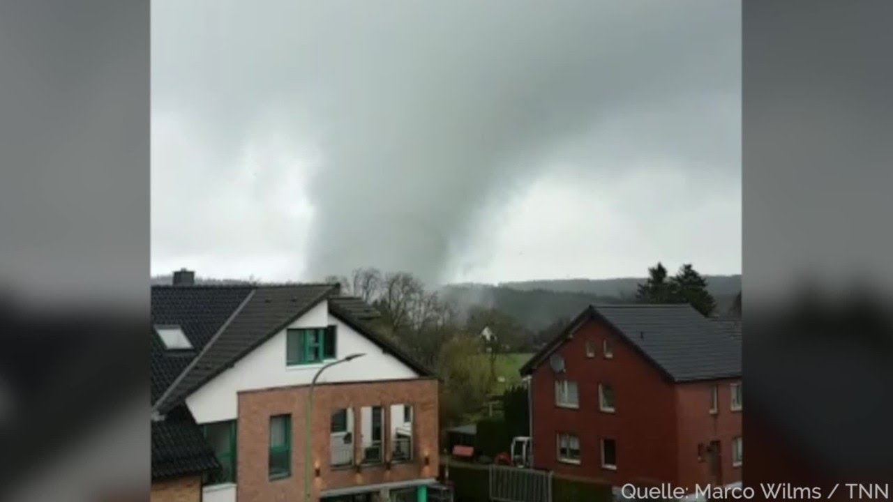 Tornado Rötgen