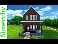 The Sims 4 House Tour - Crick Cottage - Small Cozy Home for a Growing Family!