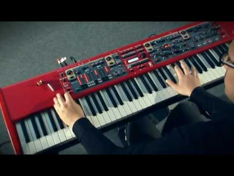 Sdp 2 stage piano by gear4music funnydog tv for Yamaha p115 driver